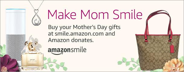 Amazon Smile Mother's Day