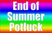 End of Summer Potluck